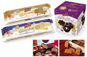 Coppenrath glutenfreie Weihnachtsprodukte