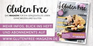 Gluten Free Magazin Ausgabe 14