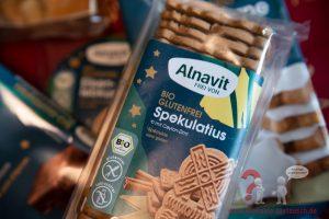 Alnavit Spekulatius Zutaten
