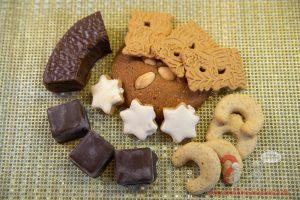 Alnavit glutenfreie Weihnachtsprodukte