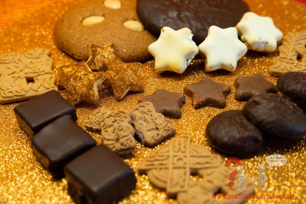 Hammermühle glutenfreie Weihnachtsprodukte