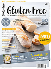 Gluten Free Magazin Ausgabe 15