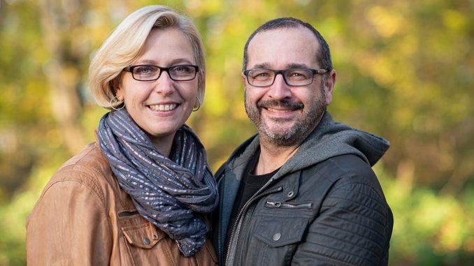 Patrizia und Jürgen Schmidtlein