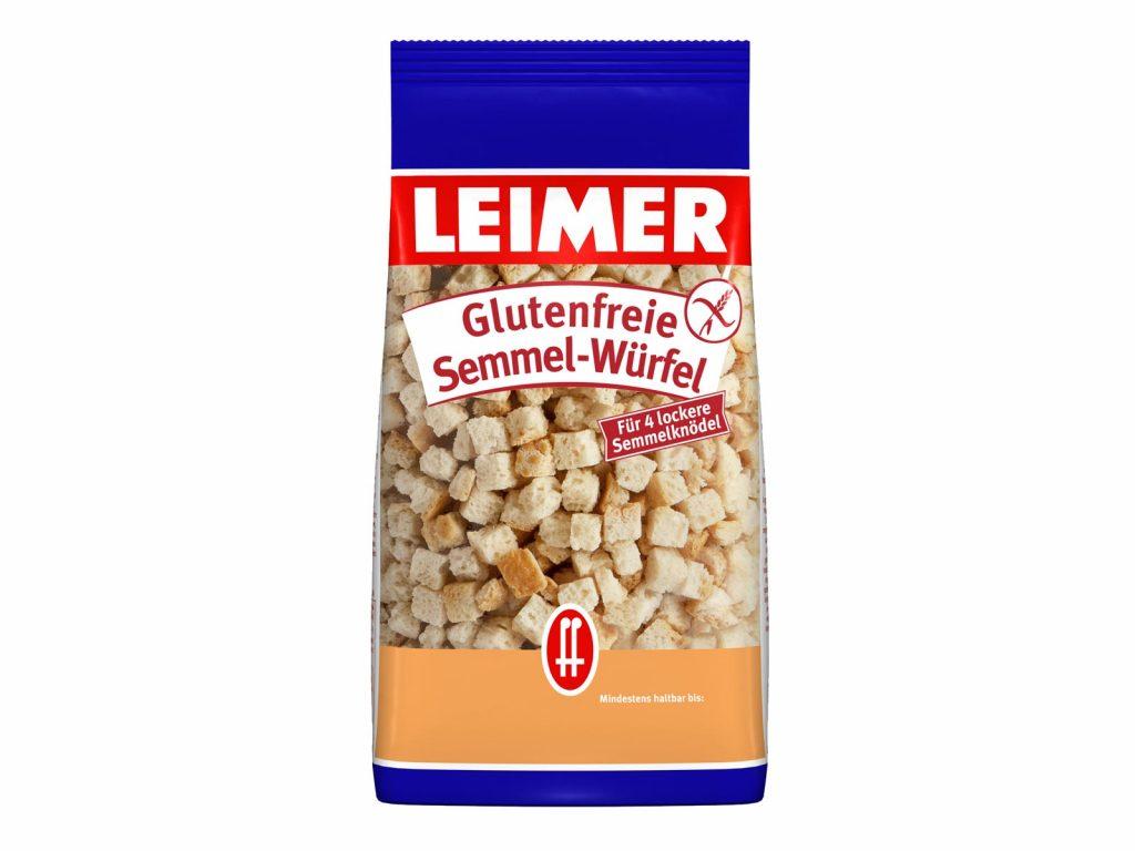 LEIMER Semmel-Würfel glutenfrei