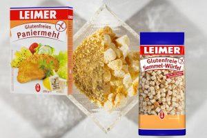 LEIMER Paniermehl und Semmel Würfel