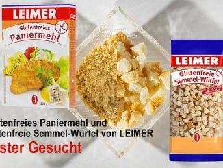 LEIMER Paniermehl und Semmel-Würfel
