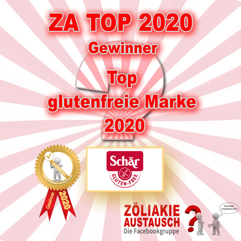Top glutenfreies Marke 2020