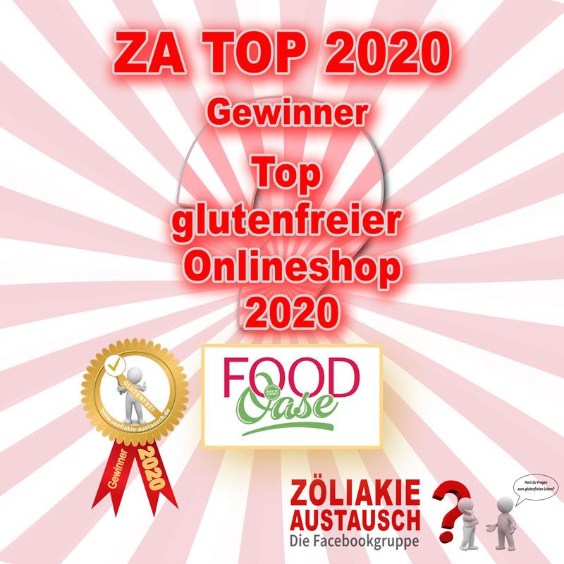 Top glutenfreier Onlineshop 2020