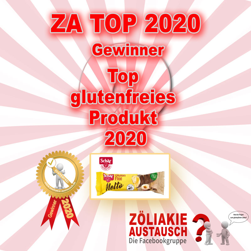 Top glutenfreies Produkt 2020