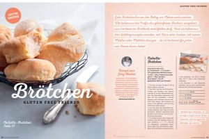Gluten Free Magazin