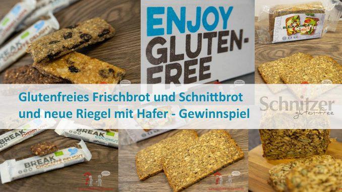 Schnitzer Glutenfrei Header