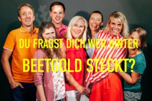 Beetgold - Voll das Team