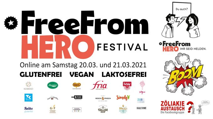 FreeFrom Hero Titel