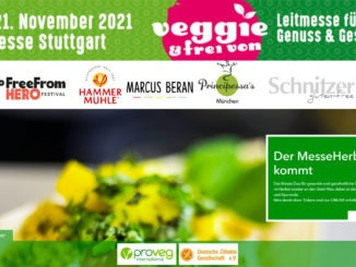 Veggie & frei von 2021
